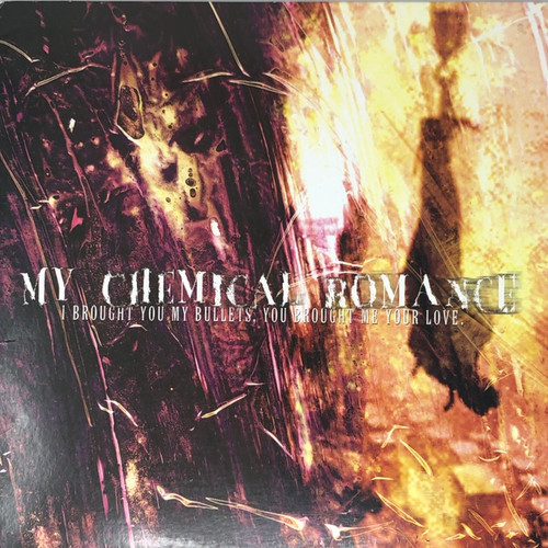My Chemical Romance - I Brought You My Bullets, You Brought Me Your Love (2009 Ltd Red Vinyl)