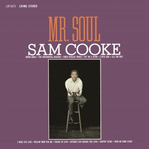 Sam Cooke - Mr. Soul ( Music on   Vinyl)
