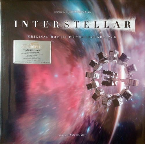 Hans Zimmer - Interstellar (Original Motion Picture Soundtrack) (Music on vinyl)