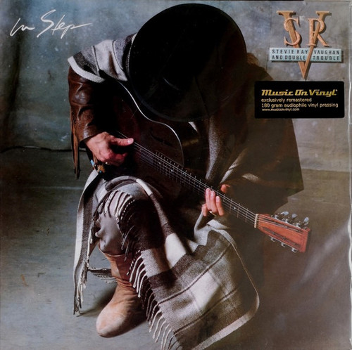 Stevie Ray Vaughan & Double Trouble - In Step ( Music on Vinyl)
