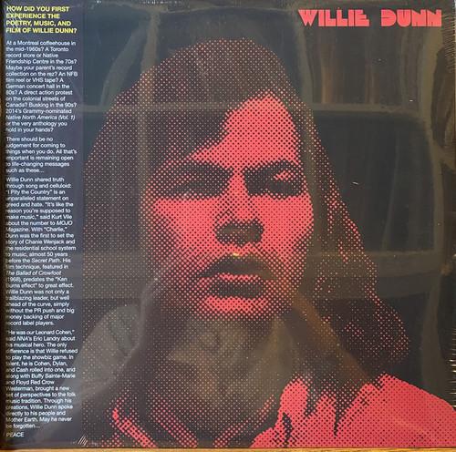 Willie Dunn - Creation Never Sleeps, Creation Never Dies (Black vinyl)