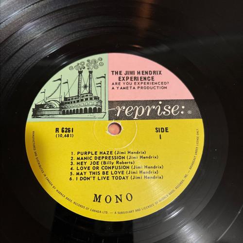 Jimi Hendrix - Are you Experienced (Mono)