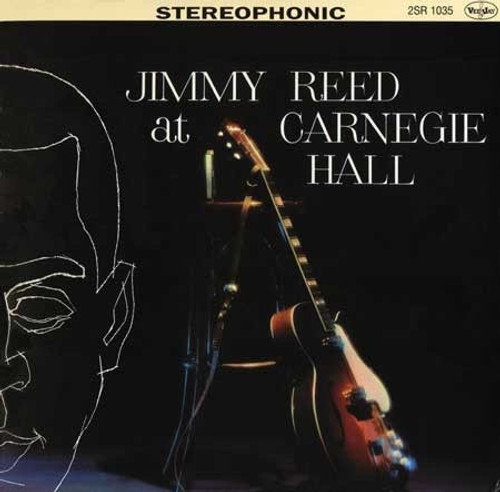 Jimmy Reed - Jimmy Reed At Carnegie Hall / The Best Of Jimmy Reed ( Analogue Productions)