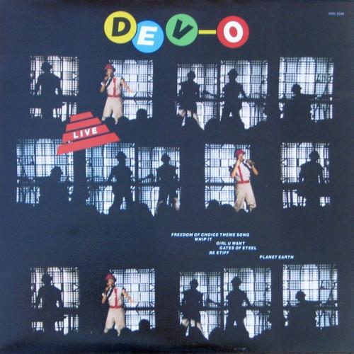 Devo - Dev-O Live