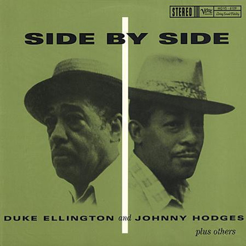 Duke Ellington - Side By Side (45  RPM Analogue Productions)