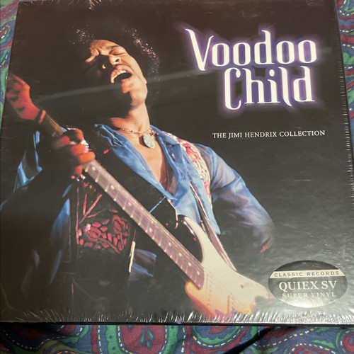 Jimi Hendrix - Voodoo Child (Boxset)