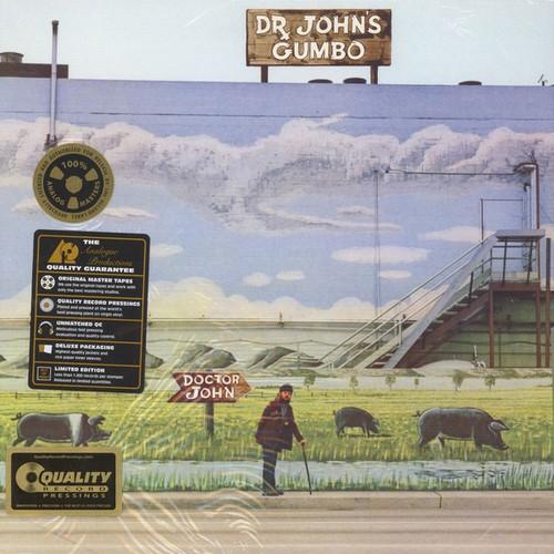 Dr. John - Dr. John's Gumbo (Analogue Productions)