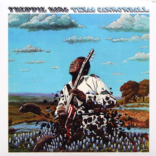 Freddie King - Texas Cannonball ( Analogue Productions)