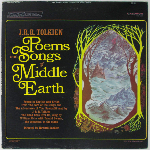 J.R.R. Tolkien – Poems And Songs Of Middle Earth