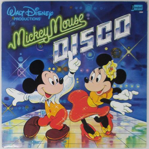 Various - Mickey Mouse Disco