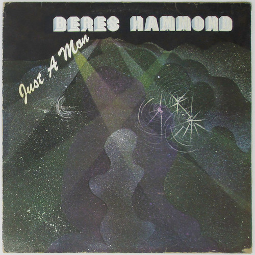 Beres Hammond ‎– Just A Man ( as is )