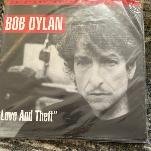 Bob Dylan - Love and Theft (MoFi) (#1592)