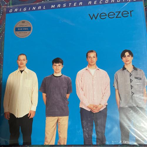 Weezer  - Blue  (MoFi Blue Wax)