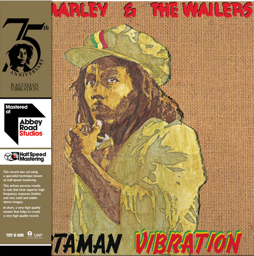 Bob Marley and the Wailers - Rastaman Vibration (Abbey Road Half Speed Master)