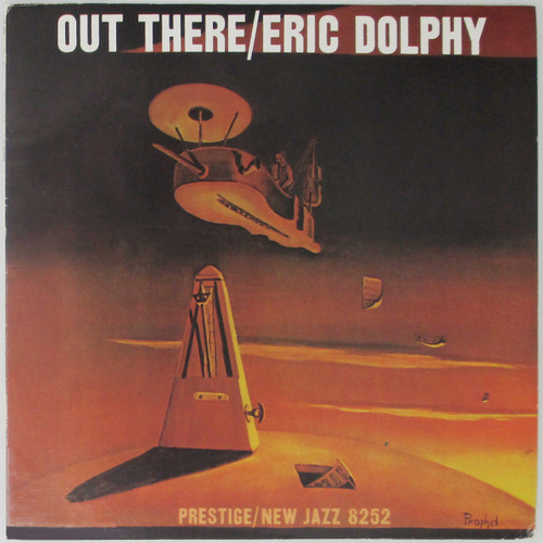 Eric Dolphy - Out There (reissue)