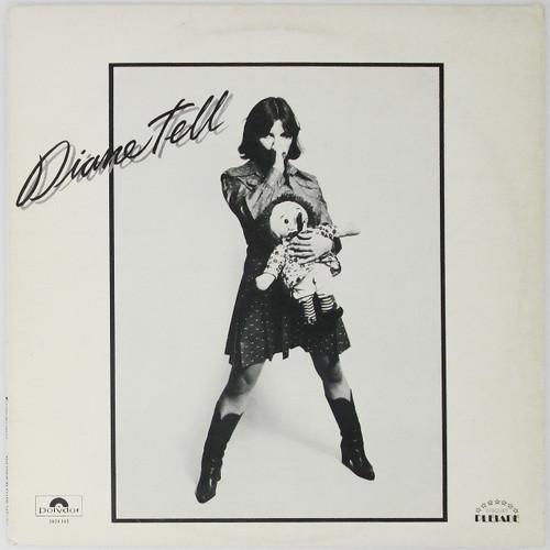 Diane Tell  - S/T + Chimères (2 LP lot) (listen!)
