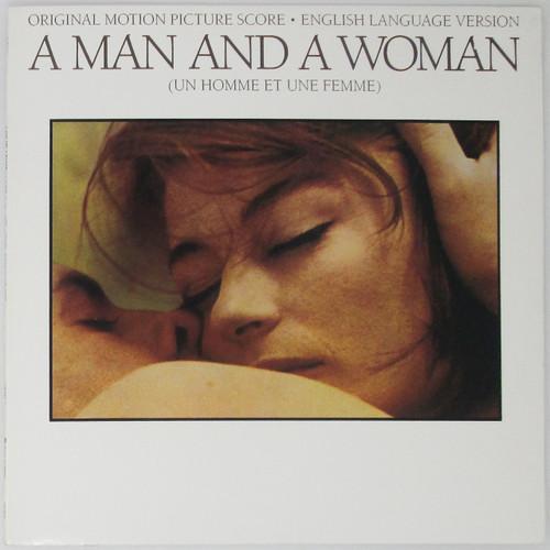 Francis Lai  - A Man and a Woman / Un Homme Et Une Femme (2 LP lot!)