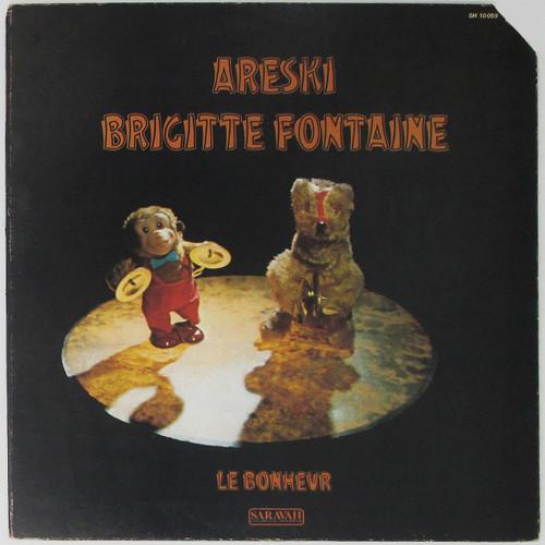 Areski,  Brigitte Fontaine – Le Bonheur