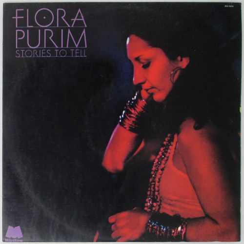 Flora Purim - Stories to Tell (Brazilian pressing!)