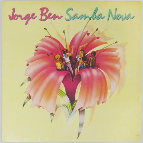 Jorge Ben - Samba Nova (sealed)