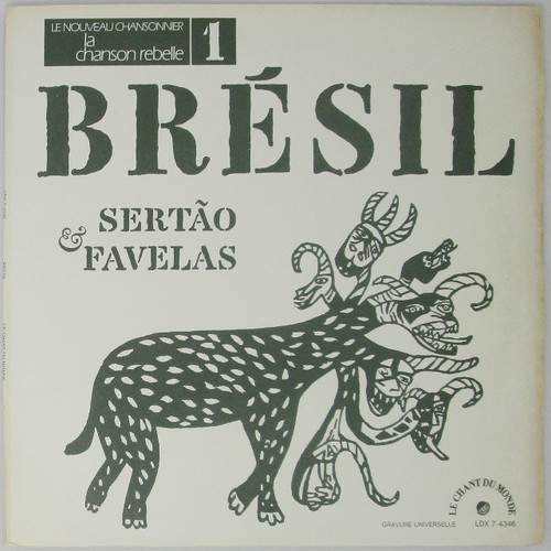 Zelia Barbosa – Brésil (Sertão & Favelas)