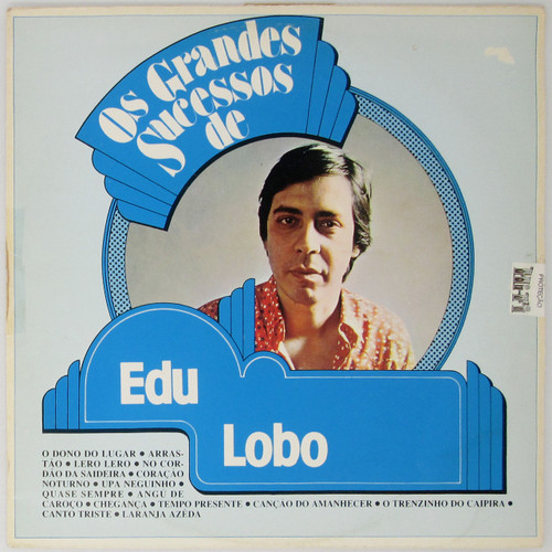 Edu Lobo – Os Grandes Sucessos De Edu Lobo