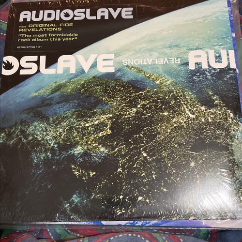 Audioslave - Revelations (2006 Clear Vinyl)