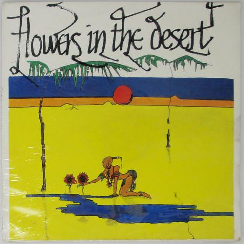 Various – Flowers In The Desert (sealed)