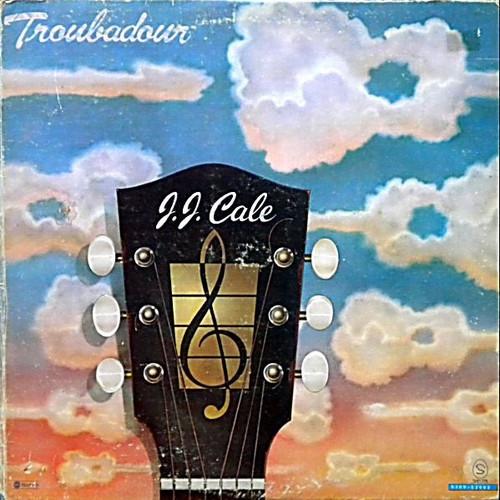 J.J. Cale - Troubadour ( First Pressing VG/VG+)