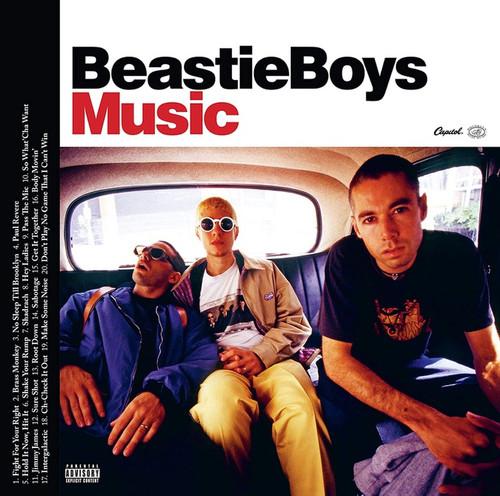 Beastie Boys - Beastie Boys Music (2LP)