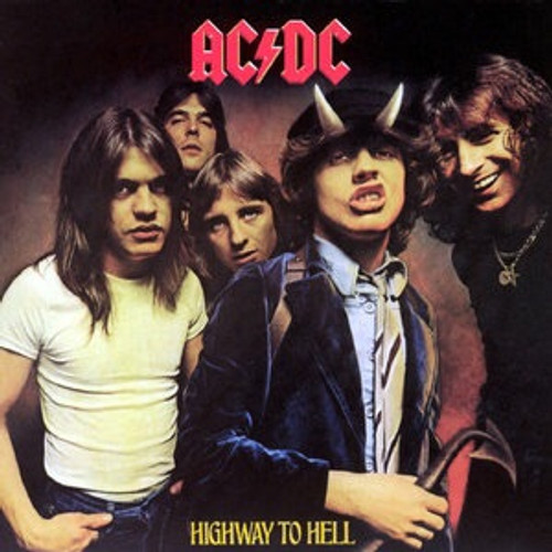 AC/DC - Highway To Hell (180g Reissue)
