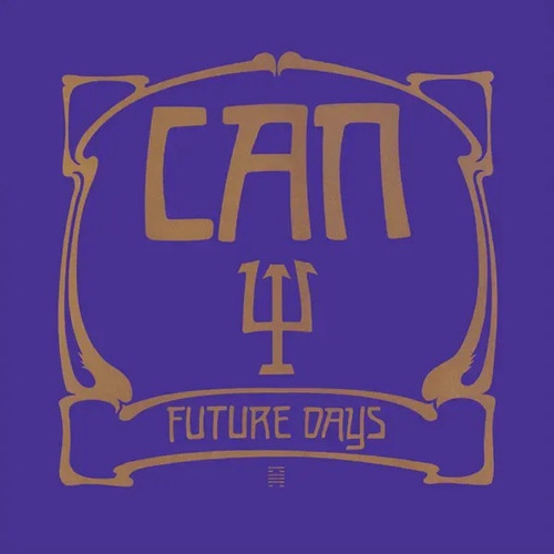 Can - Future Days (Limited Edition Gold Vinyl)