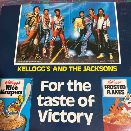 The Jacksons - Kellogg's Picture Disc Promo