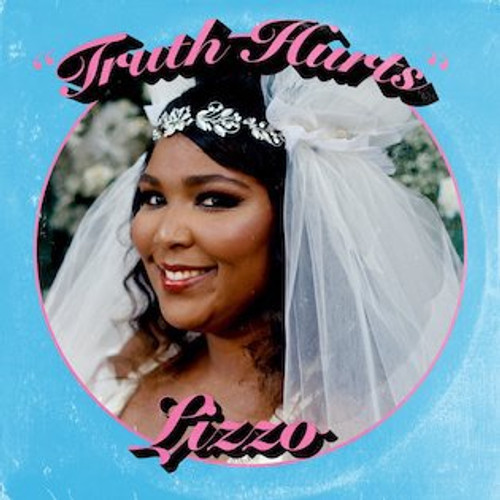 """Lizzo - Truth Hurts (Limited Edition 12"""" Single + Remixes)"""