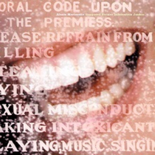 Alanis Morissette - Supposed Infatuation Junkie (MOV Limited Edition 2LP Coloured Wax)