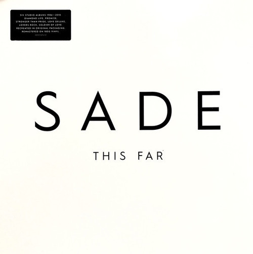 Sade - This Far ( Box Set  - 6 LPs)