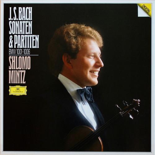 Johann Sebastian Bach - Sonaten & Partiten BWV 1001-1006 (Sealed  - Promo copy)