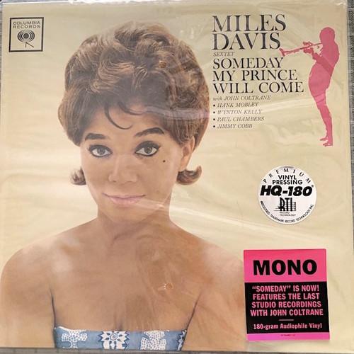 The Miles Davis Sextet - Someday My Prince Will Come ( Mono 180g)