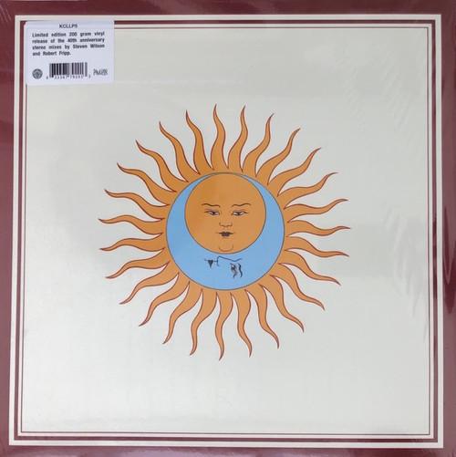 King Crimson - Larks' Tongues In Aspic ( 200g pressing)
