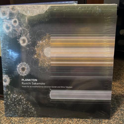Ryuichi Sakamoto -  Plankton (Numbered Limited Edition)
