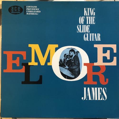 Elmore James - King Of The Slide Guitar