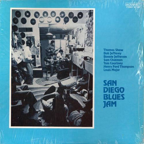 Various - San Diego Blues Jam