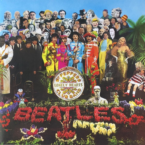 The Beatles - Sgt. Pepper's Lonely Hearts Club Band (50th Anniversary - 1LP 2017 Mixes)