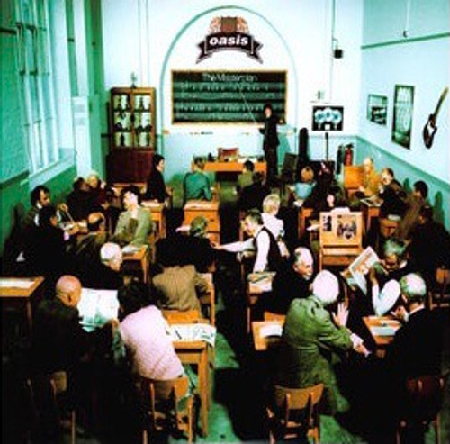 Oasis - The Masterplan (2LP Reissue)
