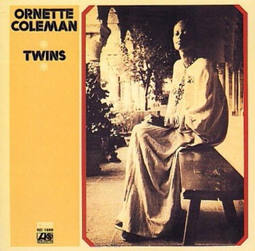 Ornette Coleman - Twins ( 2013 reissue VG+)