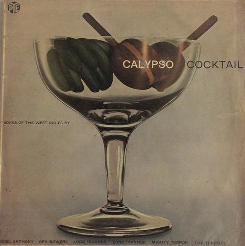 Various - Calypso Cocktail  (  1959 UK pressing)