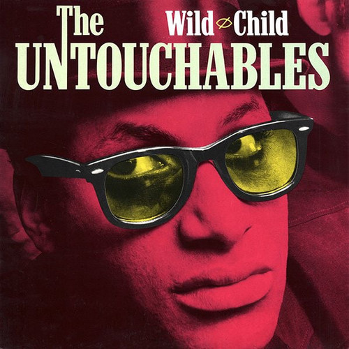 The Untouchables - Wild Child ( UK die cut cover)