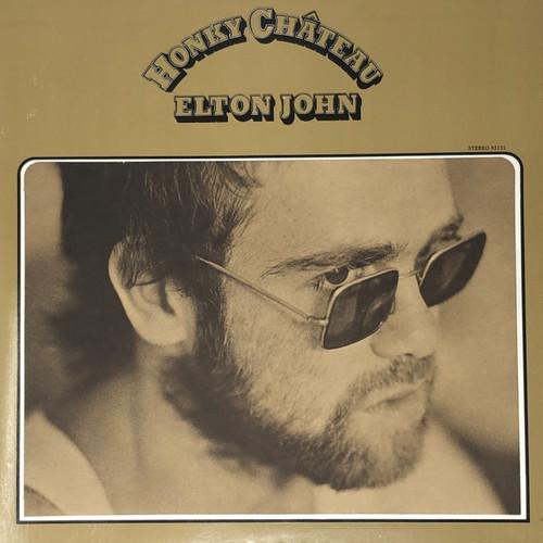 Elton John - Honky Château (US Pressing with Fold)