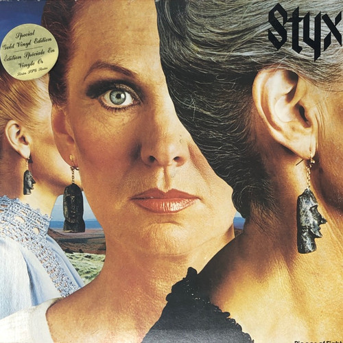 Styx - Pieces of Eight (Canadian Gold Vinyl Edition)