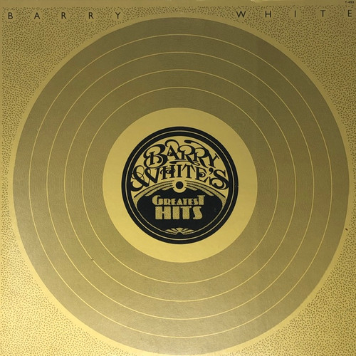 Barry White - Greatest Hits (Second Press NM)